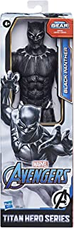 AVN TITAN HERO FIGURE BLACK PANTHER