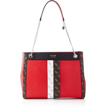 Guess Damen Katey Girlfriend Carryall Bags Crossbody, Einheitsgröße