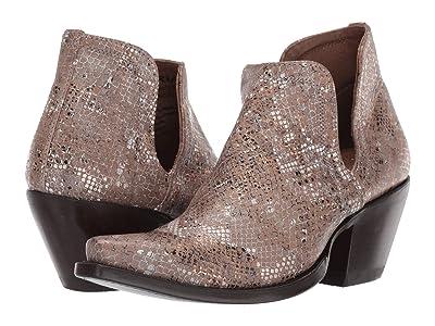 Ariat Dixon (Metallic Snake) Cowboy Boots