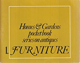 Homes & Gardens Pocket Book Series on Antiques 1. Furniture