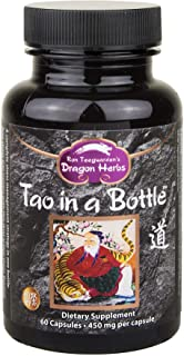 Dragon Herbs - Tao in a Bottle - Dietary Supplement - 60 Capsules - 450 mg