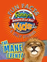 Ripley's Fun Facts & Silly Stories: THE MANE EVENT (4)