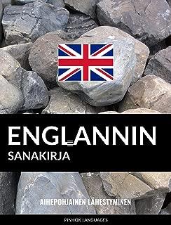Englannin sanakirja: Aihepohjainen lähestyminen (Finnish Edition)