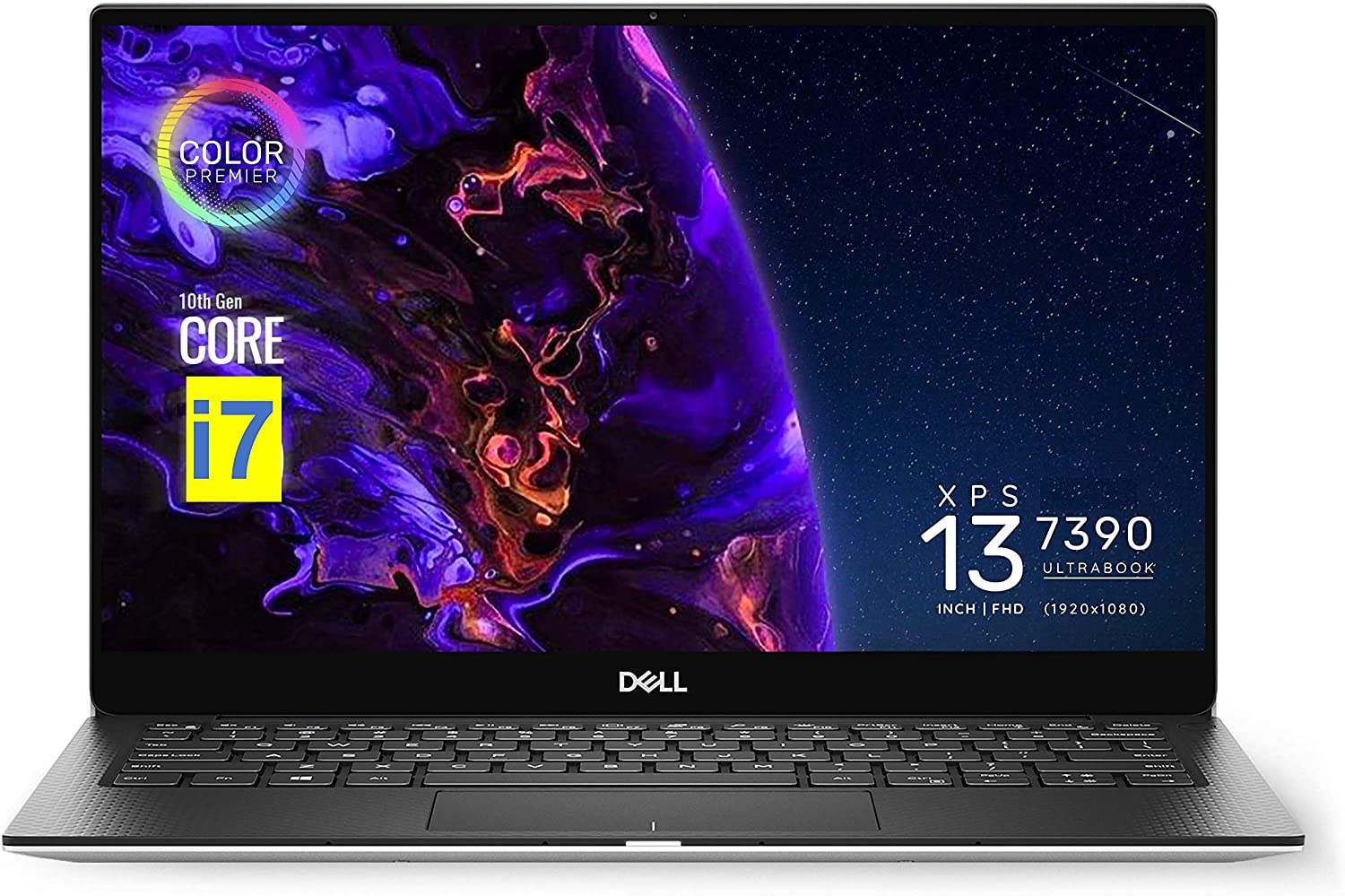 """DELL XPS 13 7390 13.3"""" FHD (1920 x 1080) InfinityEdge Laptop"""