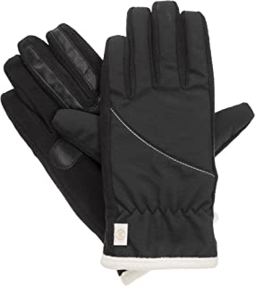 Isotoner Signature Women's SmarTouch Nylon & Fleece Sport Gloves