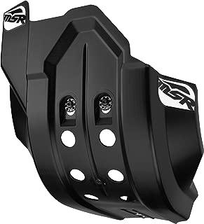 MSR HARD PARTS Full Armor Skid Plate Black 1MSR-6206-12