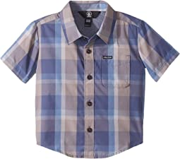 Woodson Short Sleeve Shirt (Toddler/Little Kids)