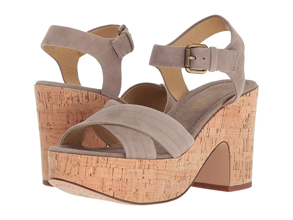 Splendid Flaire (Taupe Suede) Women