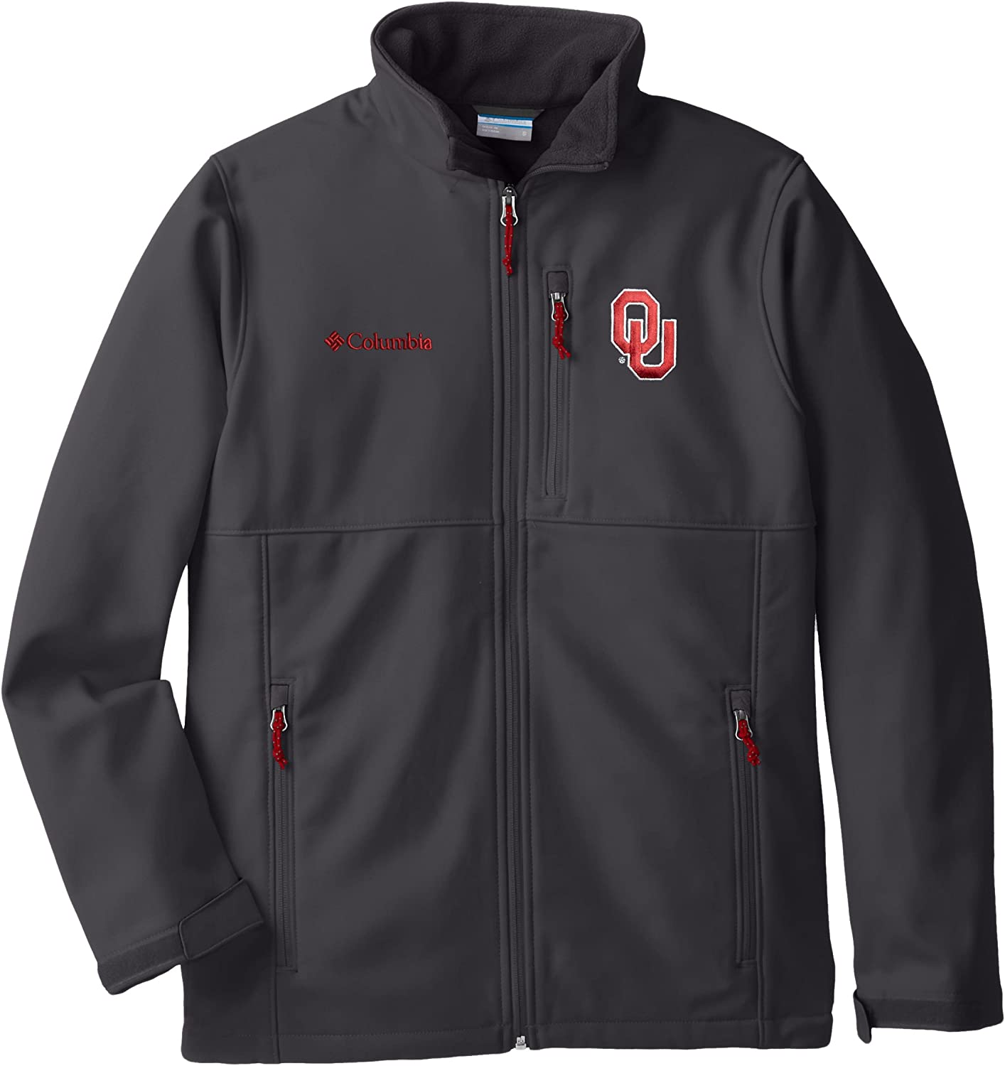 NCAA Oklahoma Sooners Collegiate Ascender Softshell Jacket