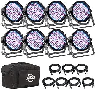 ADJ Products LED Lighting (MEGA FLAT PAK8 PLUS)