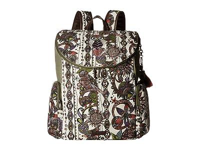Sakroots Pacific Backpack (Pastel Spirit Desert) Backpack Bags