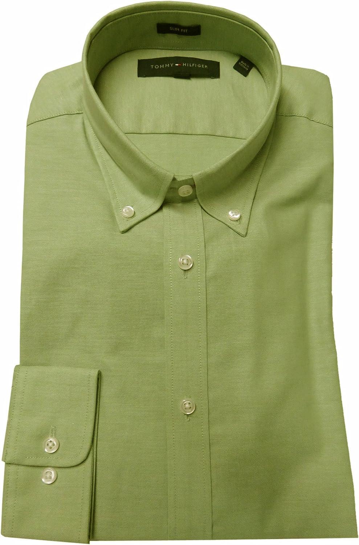 Tommy Hilfiger Men's Slim Fit Shirt, Size