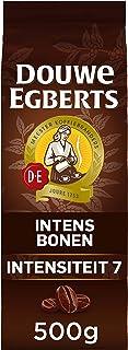 Douwe Egberts Koffiebonen Intens, (2 kg, Intensiteit 07/09, Dark Roast Koffie), 4 x 500 g