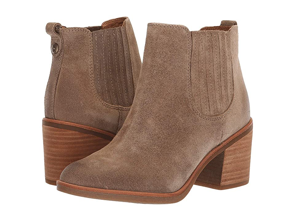 Sofft Sadova (Light Grey Oiled Cow Suede) Women