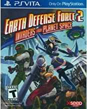 Earth Defense Force 2 PlayStation Vita by Xseed Games