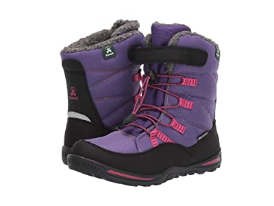 Kamik Kids Jace (Little Kid/Big Kid) (Purple) Girls Shoes