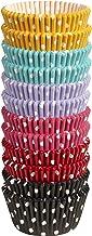Wilton 300ct Polka Dots Standard Baking Cups, Multicolour (415-2286)