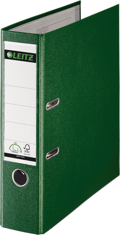 Leitz 180 Grad Kunststoff Aktenordner A4, A4, A4, 80 mm, schwarz, 10 Stück grün B000I6NVJI | Toy Story  8599c0
