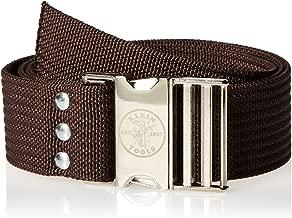 Tool Belt, Adjustable Electrician Belt is 2-Inch Wide, Adjusts for 48-Inch Waist Klein Tools 5225