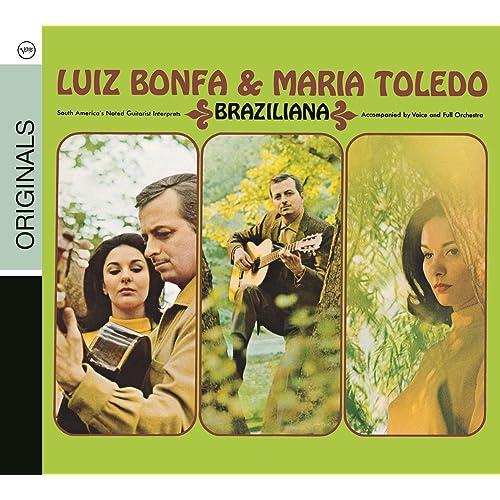 Whistle Samba by Maria Toledo & Luiz Bonfa on Amazon Music - Amazon com