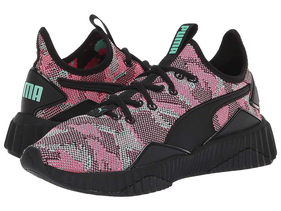 135d187add997f PUMA Defy Street 1 (Puma Black Biscay Grey) Women s Shoes