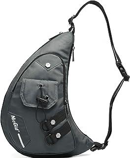 حقائب ظهر سلينغ، حقائب الصدر حقيبة الكتف فاني باك حقائب كروسبودي للرجال النساء السفر في الهواء الطلق
