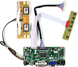 Monitor Kit for LP156WH4-TLN2 HDMI+DVI+VGA LCDLED screen Controller Board Driver