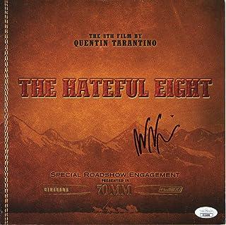 Jennifer Jason Leigh Signed Autographed Program The Hateful Eight JSA II22698