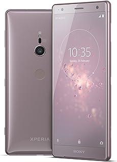 "Sony Xperia XZ2 Unlocked Smarphone - Dual SIM - 5.7"" Screen - 64GB - Ash Pink (US Warranty)"