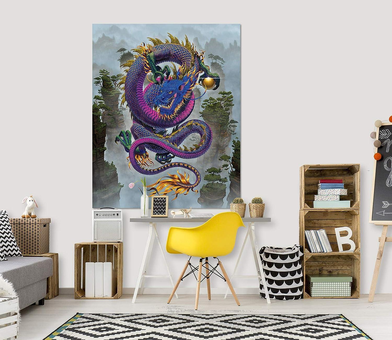 3D Dragon Defense ショップ 1140 Wall Art Murals 販売期間 限定のお得なタイムセール Vinyl Stickers Print