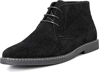 Mens Queensbery Harley Desert Work Formal Office Casual Chukka Boots
