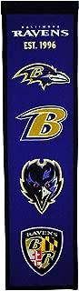 NFL Baltimore Ravens Heritage Banner