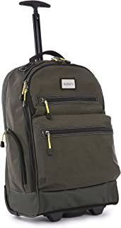 Antler 4290109051 Urbanite Evolve Trolley Backpack Carry-Ons (Softside), Khaki, 51 cm
