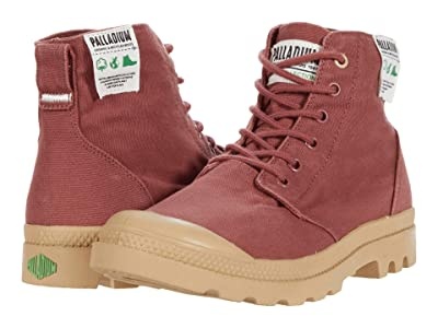 Palladium Pampa Hi Organic (Brick) Shoes