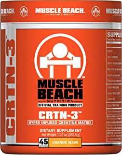 Best muscle beach nutrition Reviews