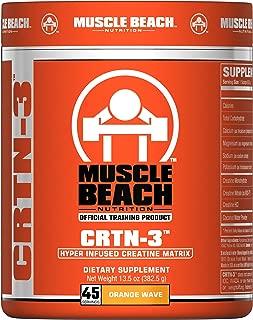 Muscle Beach Nutrition CRTN-3 45 Servings (Orange Wave)
