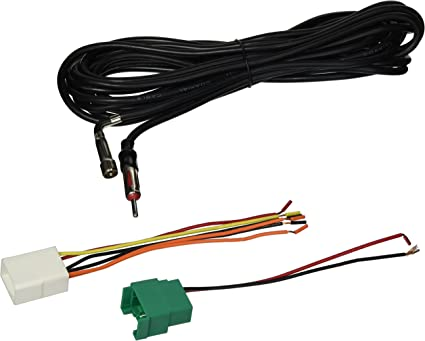 Amazon.com: Scosche FD09B Compatible with 1996-97 Ford Taurus Car Power  Connector / Wire Harness for Aftermarket Stereo Installation with Color  Coded Wires/Extension kit; For Rear Tuner/Amp: Car Electronics   Ford Taurus Wiring Harness      Amazon.com