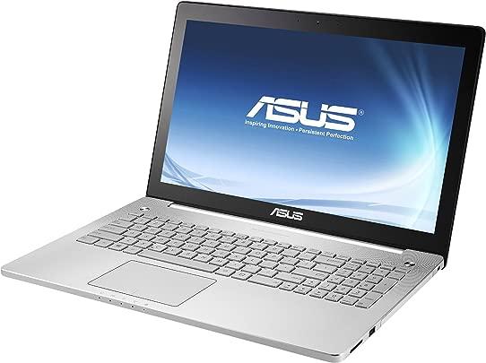 Asus N551JK-CN125H 39 6 cm  15 6 Zoll  Full HD Laptop  Intel Core i7 4710HQ  2 5GHz  16GB RAM  256GB SSD  NVIDIA GeForce GTX 850M 4GB   Blu-ray  Win 8  Non Glare Display  silber
