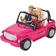 Barbie Beach Cruiser & Ken Doll (Amazon Exclusive)
