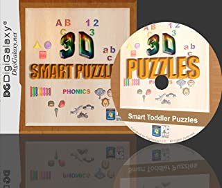 Toddler Puzzles & Games - For Kindergarten & Preschool (Windows10 compatible)