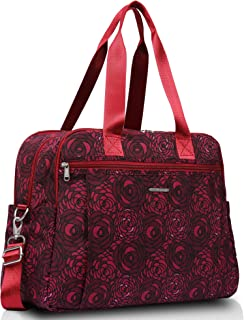 Nylon Travel Tote Cross-body Carry On Bag with shoulder strap