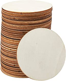 Best 3 inch wooden circles Reviews