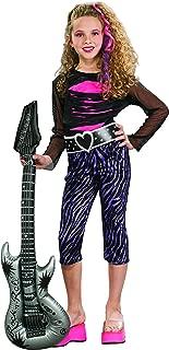 Rubie's Rock Star Child's Costume, Large