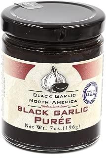 Black Garlic Puree (7 oz) North American