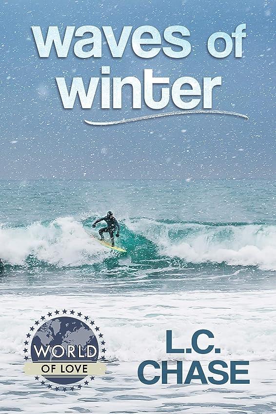 無線選出する葉巻Waves of Winter (World of Love Book 31) (English Edition)