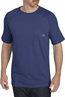 Dickies Mens SS600 Short Sleeve Performance Cooling Tee Short Sleeve T-Shirt