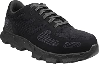 Timberland Pro Mens Powertrain Lace Up Safety Trainers