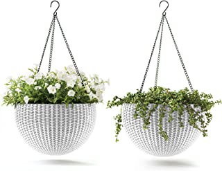 Best hanging planter white Reviews