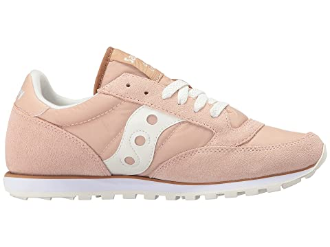 Saucony Originals Jazz Low Pro Tan/White 2018 Sale Online Outlet Prices Free Shipping New Best Seller Cheap Price Free Shipping Footlocker Pictures 1AJK6mb