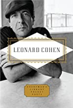 Leonard Cohen Poems (Everyman's Library Pocket Poets)